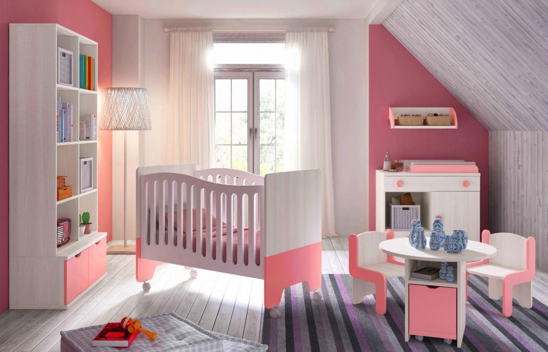 Kız Çocuk Odası için Mobilya Fikirleri